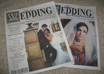 Ze svatebních novin