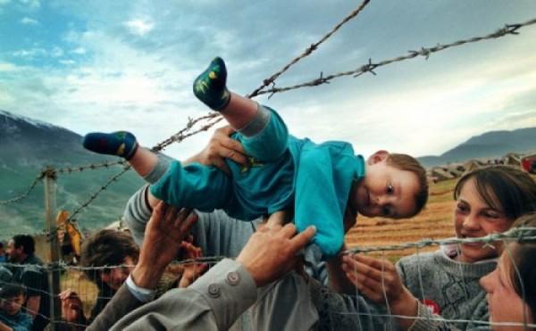 Přiznávám, jsem uprchlík!
