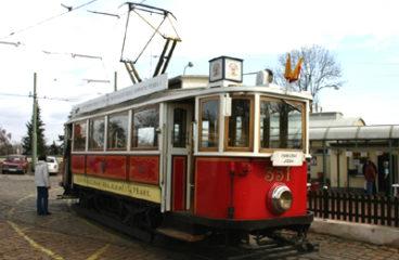 Svatba v tramvaji