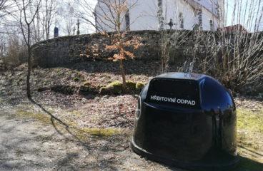 Hřbitovní odpad