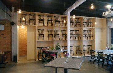 Na kolika židlích sedíš?